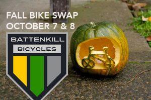 Fall Bike Swap 2017