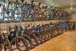Battenkill Bicycles, Manchester, Vermont