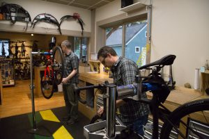 Bike Repairs, Battenkill Bicycles